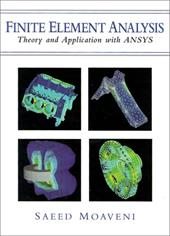 Finite Element Analysis: Theory and Application with Ansys 408000