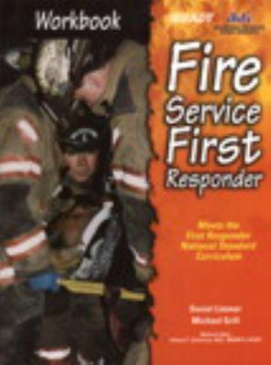 Fire Service First Responder, Workbook 9780130265289