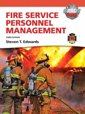 Fire Service Personnel Management [With Access Code] 9780135126776