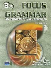 Focus on Grammar 3 Student Book A (without Audio CD) 9567096