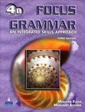 Focus on Grammar 4 Student Book B with Audio CD 10675282
