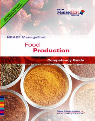 Food Production: Competency Guide 9780132414678