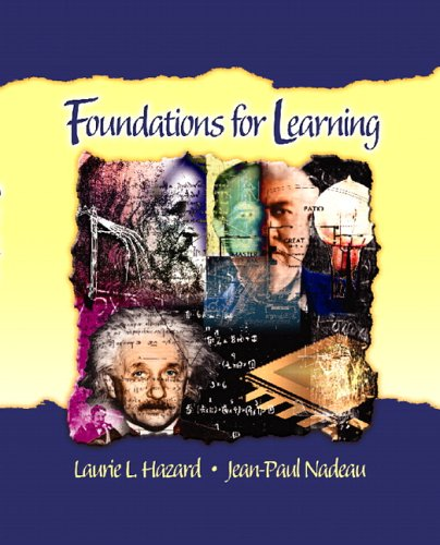 Foundations for Learning 9780131199538