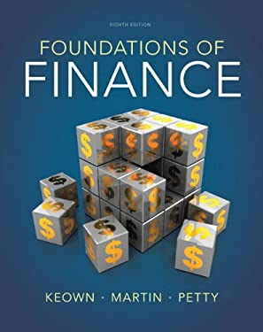 Foundations of Finance - 8th Edition