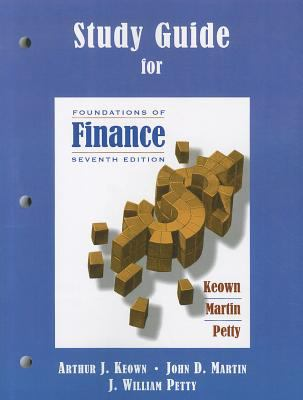 Foundations of Finance 9780136113669