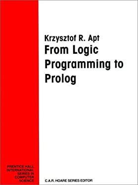 From Logic Programming to PROLOG 9780132303682