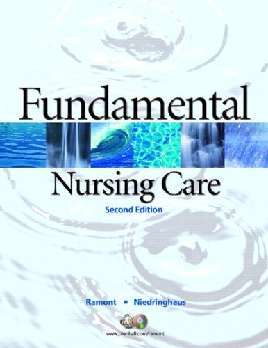 Fundamental Nursing Care [With CD-ROM] 9780132244329