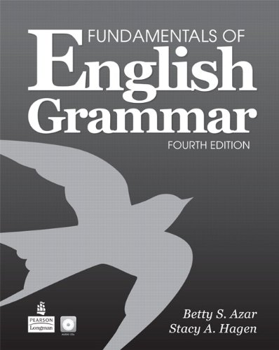 Fundamentals of English Grammar [With 2 CDs] 9780132469326
