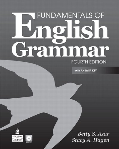 Fundamentals of English Grammar [With Audio CDs and Answer Key] 9780137071692