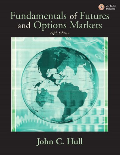 Fundamentals of Futures and Options Markets 9780131445659