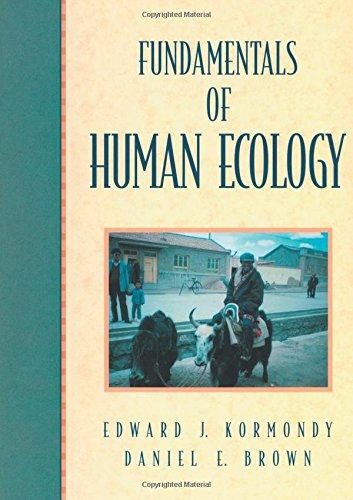 Fundamentals of Human Ecology 9780133151770