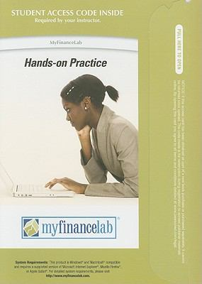 Fundamentals of Investing Hands-On Practice Student Access Code 9780132491082