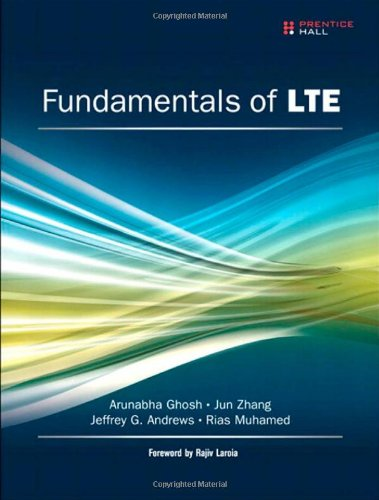 Fundamentals of Lte 9780137033119