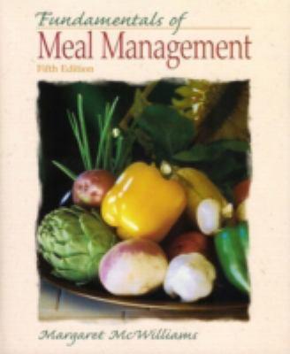 Fundamentals of Meal Management 9780135140864
