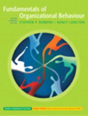 Fundamentals of Organizational Behavior 9780131228160