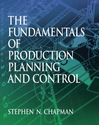 Fundamentals of Production Planning and Control 9780130176158