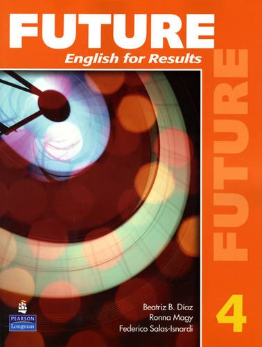 Future 4: English for Results [With CDROM]