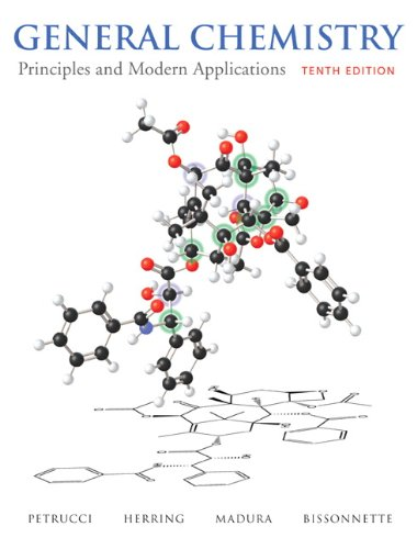 General Chemistry: Principles and Modern Applications 9780136121497