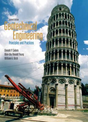 Geotechnical Engineering: Principles and Practices 9780132368681