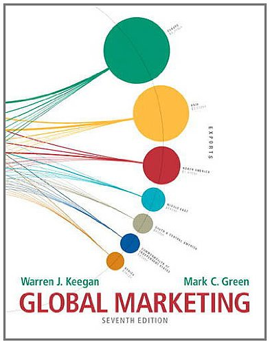 Global Marketing 9780132719155