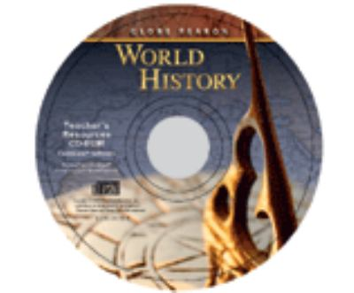 Globe Fearon World History CD-ROM 2004c 9780130241382