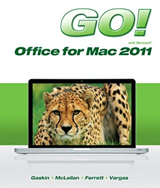 Go! with Mac Office 2011 9780133109870