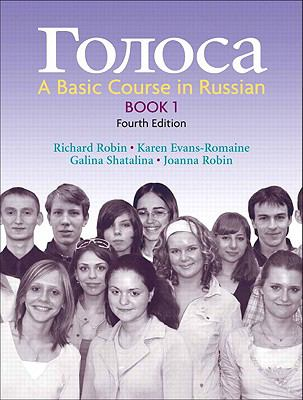 Golosa: A Basic Course in Russian, Book 1 Value Pack (Includes Student Activities Manual & Audioprogram CDs to Accompany Colos 9780138137854