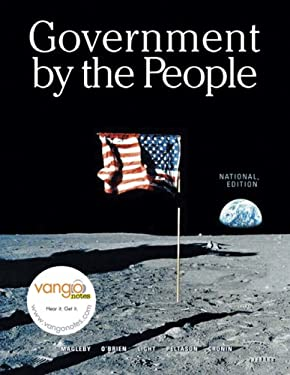 Government by the People [With DVD] 9780132434416