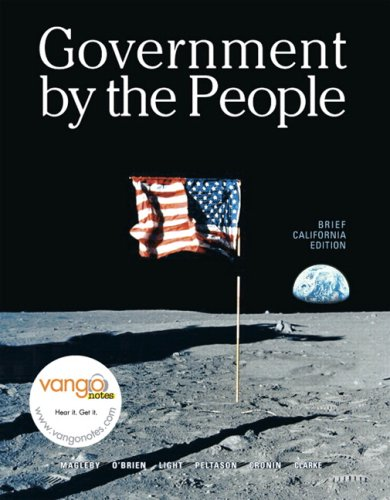 Government by the People [With DVD] 9780136131939
