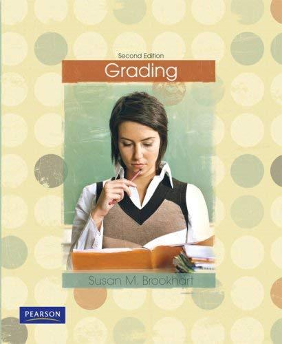 Grading 9780132217217