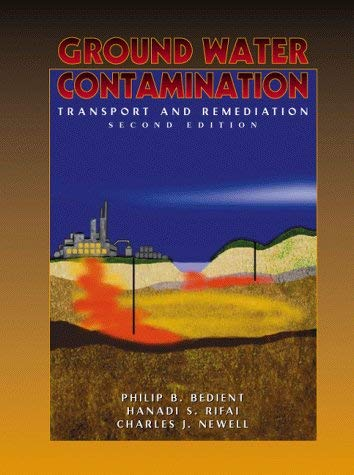 Groundwater Contamination: Transport and Remediation 9780130138408