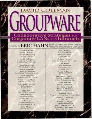 Groupware 9780137277285