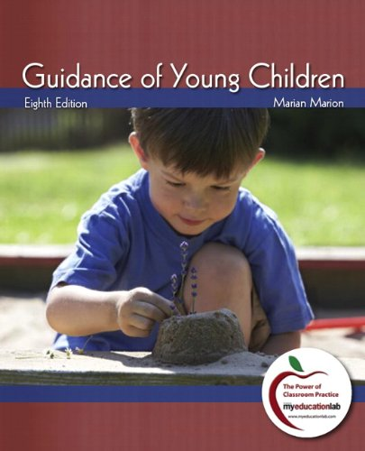 Guidance of Young Children 9780137034024