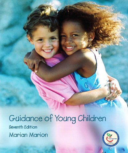 Guidance of Young Children 9780131545304