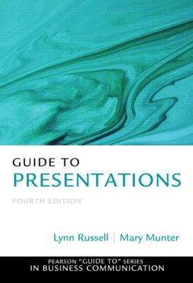 Guide to Presentations 9780133058369