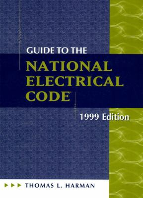 Guide to the National Electrical Code 1999 9780138621377