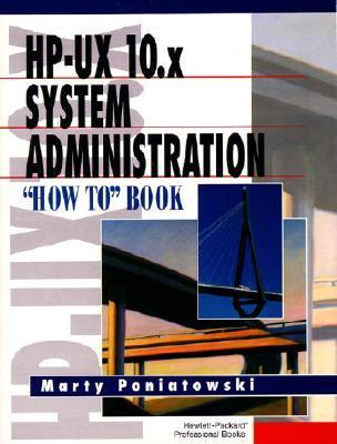 HP-UX 10.X System Administration
