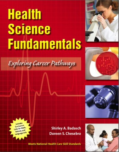 Health Science Fundamentals: Exploring Career Pathways [With CDROM] 9780136059929