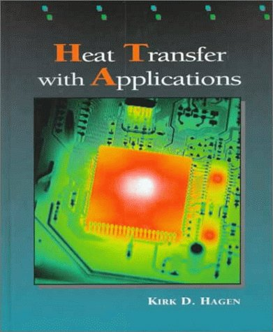 Heat Transfer with Applications 9780135209417