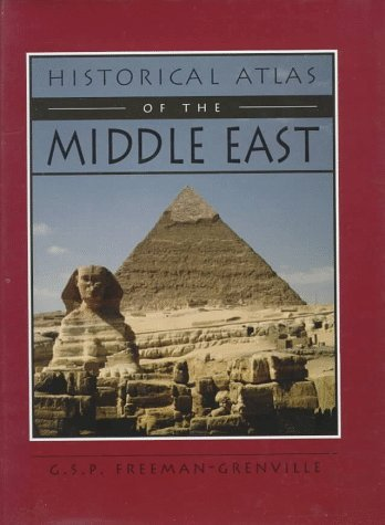 Historical Atlas of the Middle East 9780133909159