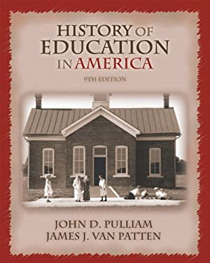 History of Education in America 9780131705463