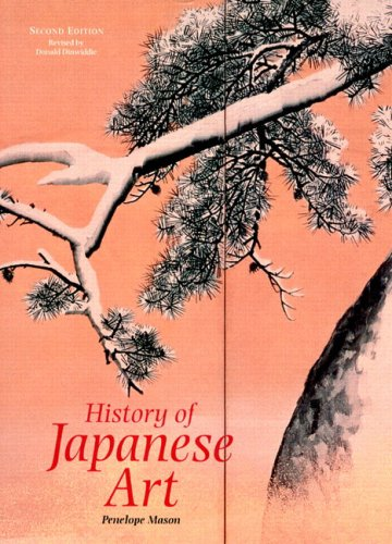 History of Japanese Art 2nd Edition( Paperback ) Mason, Penelope published