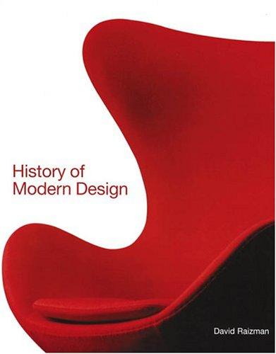 History of Modern Design 9780131842663