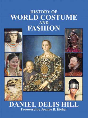 History of World Costume and Fashion 9780130992239