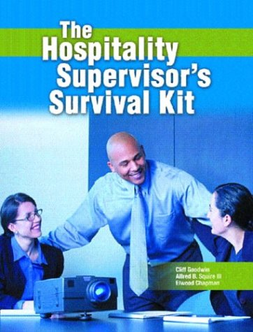 Hospitality Supervisor's Survival Kit 9780130498465