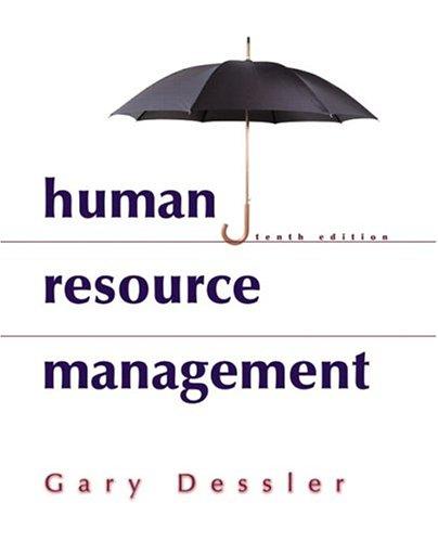 Human Resource Management 9780131440975