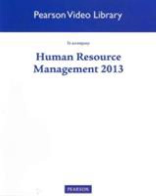 Human Resource Management: Pearson Video Library