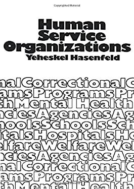 Human Service Organizations 9780134474908