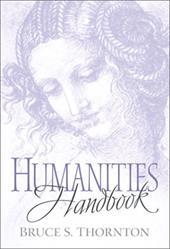 Humanities Handbook 339971