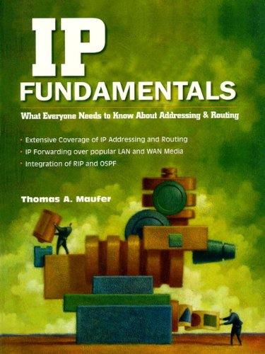 IP Fundamentals: Addressing, Routing, and Troubleshooting 9780139754838